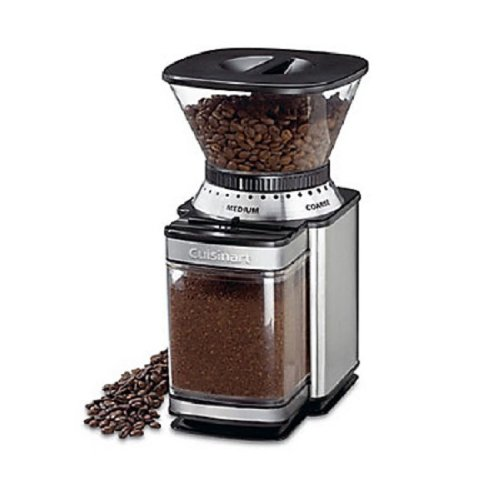Cheap Cuisinart Burr Mill Coffee Grinder Electric 8 Oz.
