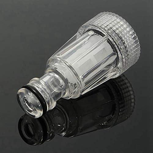 Arandelas de conexi/ón de filtro de agua de alta presi/ón para lavadora de coche Kamenda 9 piezas para Karcher K2-K7 Series