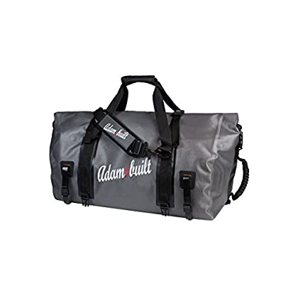 Image of Adamsbuilt ABSCDB-RT Schell Creek Duffle Bag with Submersible Roll Top Closure Fishing