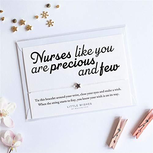 Nurses Like You Are Precioso y Pocos Pulsera con Charm ...