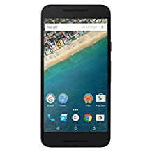 LG Nexus 5X LG-H791 16GB Factory Unlocked UK/EU Smartphone - Carbon Black