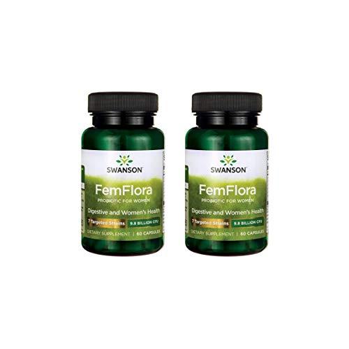 Swanson Femflora Probiotic for
