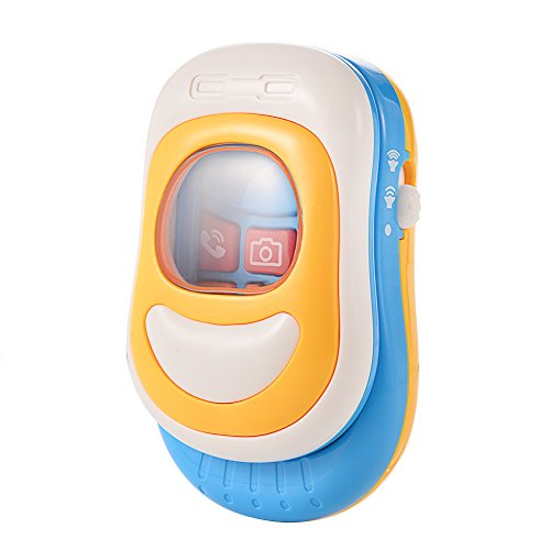Acefun Baby Phone, Musical Mobile Learning Phone Electronic Learning Toys for Kids