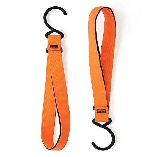 Hudman Works Strap & Hook XL, Bright Orange, 50'' by Hudman Works (Image #8)