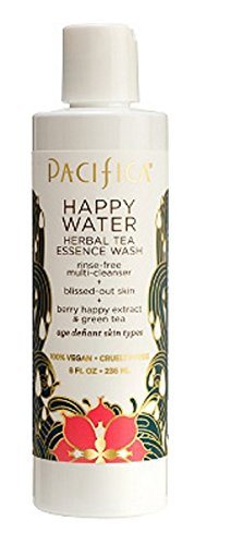 (PACIFICA Happy Water Herbal Tea Essence Wash 8oz, pack of 1)