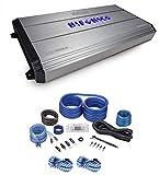 Hifonics Zeus ZXX-5000.5 5-Channel 5000 Watt Car Audio Amplifier + Amp Kit