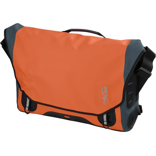 Sealline Urban Shoulder Bag (Seal Line Urban Shoulder Bag (Small, Orange))