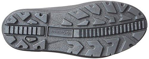 Columbia Powderbug Plus II - Zapatillas de Deportes de Exterior de material sintético Infantil Morado (purple lotus/gulf stream 546)