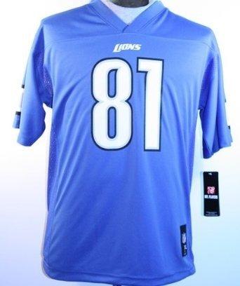 NFL Detroit Lions Calvin Johnson Mid-Tier Jersey