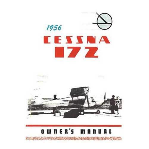 Cessna 172 1956 Owner's Manual