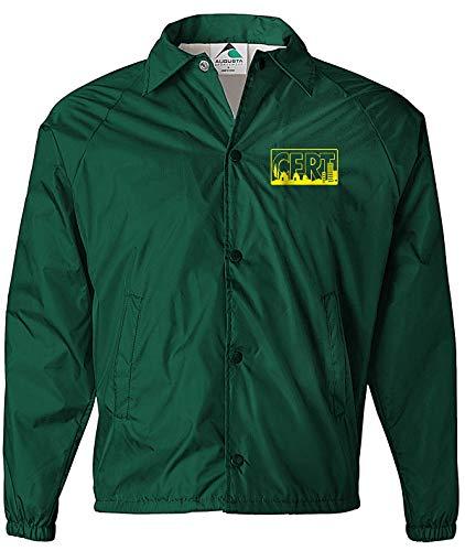 Smart People Clothing CERT Jacket, Community Emergency Response Team Jacket, Preparedness, Safety, SOS