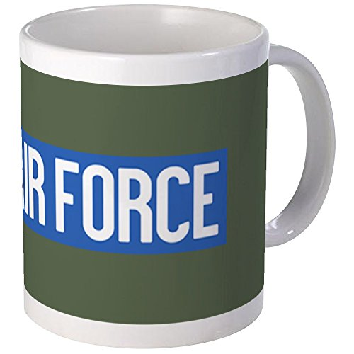 Forces Olive Drab Vintage Fatigue - CafePress U.S. Air Force: Vintage (OG) Unique Coffee Mug, Coffee Cup