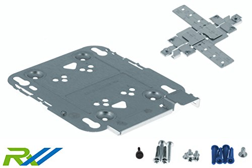Cisco Compatible Aironet Mounting Bracket AIR-AP-BRACKET-1= With FLUSH Ceiling Grid Clip - Ceiling Rail