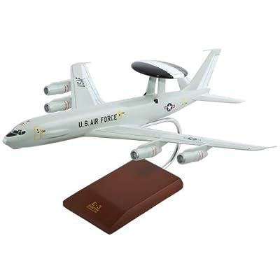 E-3A Sentry AWACS - 1/100 scale model