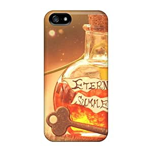 Premium CZNXhTE9014zMrhL Case With Scratch-resistant/ Eternal Summer Case Cover For Iphone 5/5s