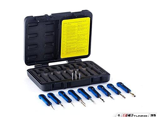 Schwaben CE-70-2 European Car Electrical Terminal Tool Kit (12 Pieces) by Schwaben (Image #2)