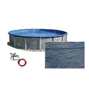 15'Ft redonda por encima del suelo piscina polar invierno, 10años de garantía.
