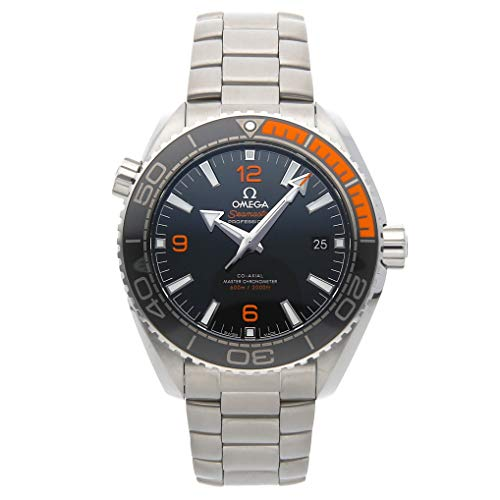 Omega Seamaster Mechanical (Automatic) Black Dial Mens Watch 215.30.44.21.01.002 (Certified Pre-Owned)