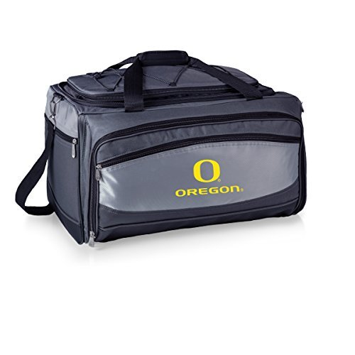 NCAA Oregon Ducks Buccaneer Tailgating Cooler with Grill by Picnic Time (Sports) by PICNIC TIME