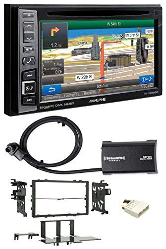 Alpine Bluetooth Receiver w/Navigation/GPS/DVD/XM for 90-01 Acura Integra
