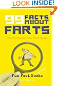 #6: 99 Facts about Farts: The Ultimate Fun Fact Book (Fun Fact Books) (Volume 1)
