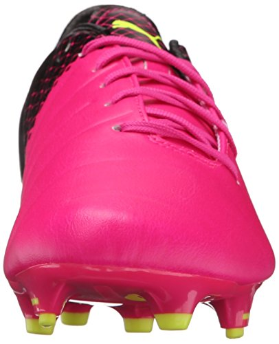 Puma Hombres Evopower 3.3 Trucos Zapatillas Fg Soccer Pink Glow / Safety Yellow