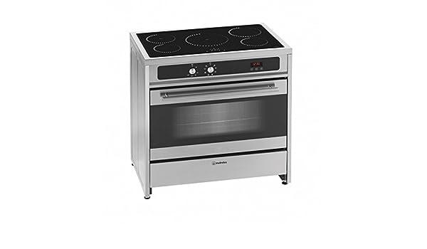 Meireles E 913 X - Cocina (Cocina independiente, Acero ...