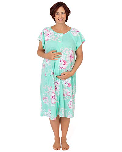 The Bravely Labor and Delivery Gown - The Perfect for Maternity/Hospital/Nursing