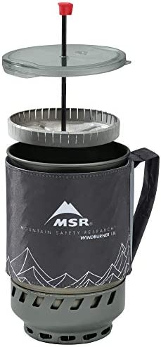 MSR Windburner Coffee Press-1.8 L
