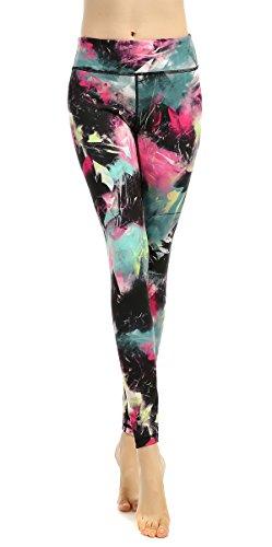 Funycell-Womens-Yoga-Pants-Workout-Running-Leggings