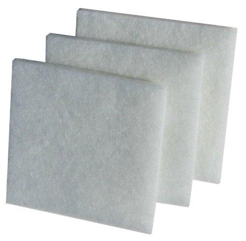 6 Pack - Microfiltration Media Pads for Rena API Filstar xP Filters by Zanyzap (Filstar Rena Water)