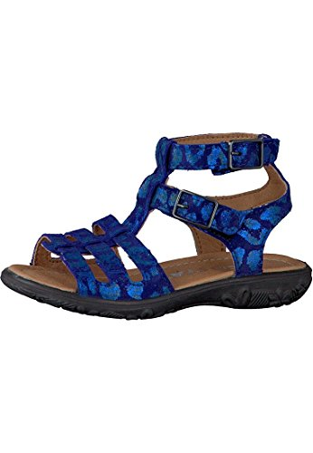 Julia Sandals (Blue) - 5