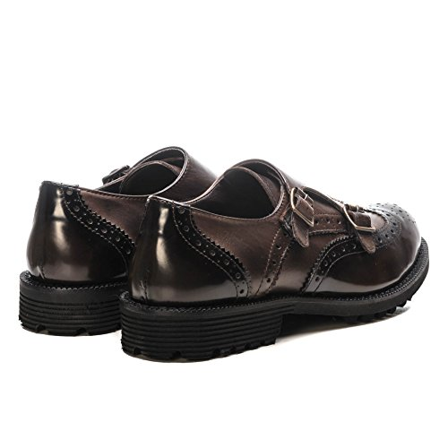 cordones mujer Zapatos marrón Marrón marrón para Girardi de 4wgqEv