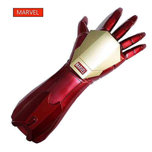 BT Marvel Iron Man 1:1 Arm Armor Wearable Movie Props Cosplay (Right Hand Laser)