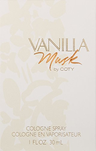 Vanilla Musk Cologne Spray by Vanilla Musk, 1 Fluid Ounce