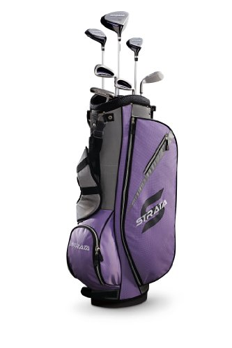 Callaway Strata Women's Complete Golf Set with Bag, 11-Piece