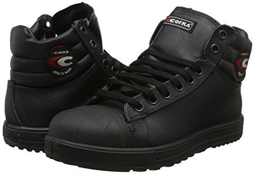 Cofra 35031-003.W39 FLAGRANT S3 SRC Chaussure de sécurité Taille 39 Noir