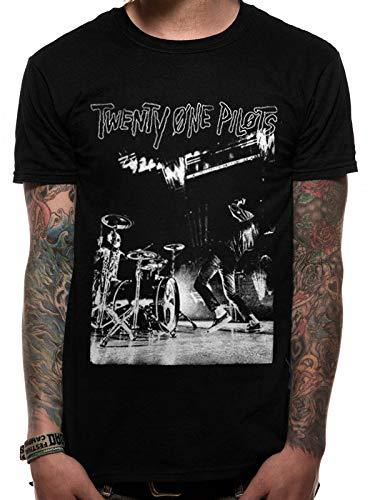 black xl T unisex Anglais Bstage shirt EOOIwqnr4p