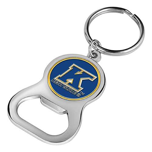 NCAA Kent State Golden Flashes - Key Chain Bottle (Kent State Flashes Golf Ball)
