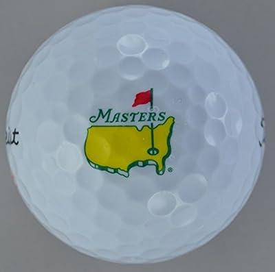 (36) 3 Dozen Masters LOGO Titleist Pro V1 Mint AAAAA Golf Balls
