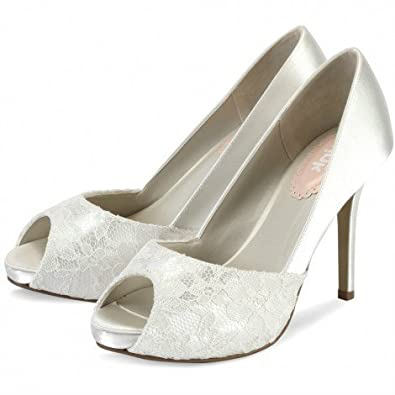 86864d1dbf8 Pink Paradox London Fancy Wedding Shoes