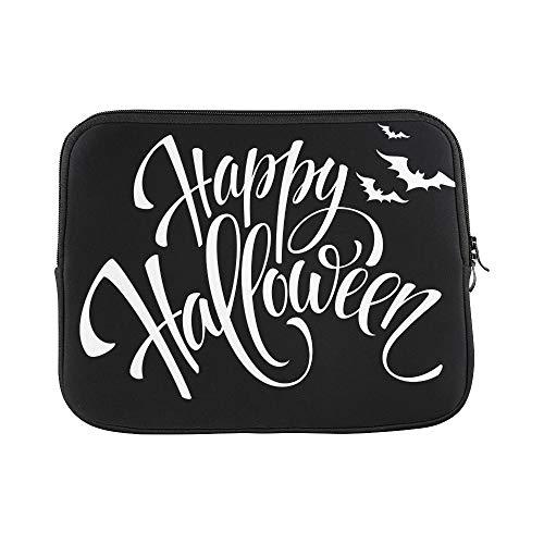 Design Custom Happy Halloween Message Design Sleeve Soft