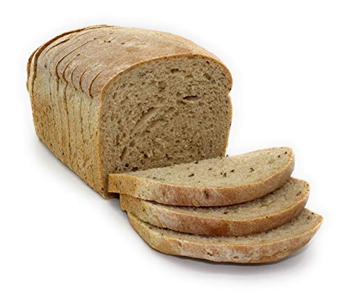 (Organic Bread of Heaven ~ World's Best Rye Sourdough Bread 2 loaves ~ USDA Organic)