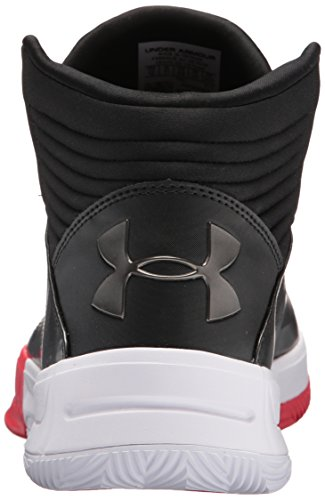 De Under 2 Armour Ua Chaussures Multicolore Lockdown black 001 Basketball white Homme qqSRX