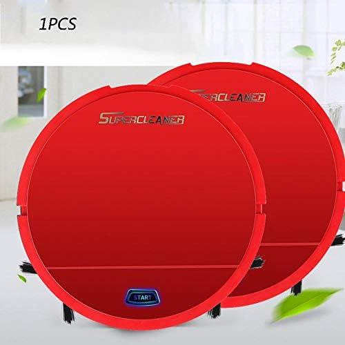 Mdsfe Chargement de Robot de Balayage A9tomatic Mini Machine de Nettoyage Domestique Robot aspirateur Intelligent Paresseux - Blanc, A4
