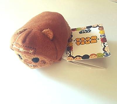 "Disney Store Mini 3.5"" Tsum Tsum Wicket The Ewok (Star Wars Collection)"