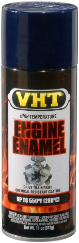 - VHT SP125 Engine Enamel Ford Dark Blue Can - 11 oz. Color: Ford Dark Blue, Model: SP125, Car & Vehicle Accessories / Parts