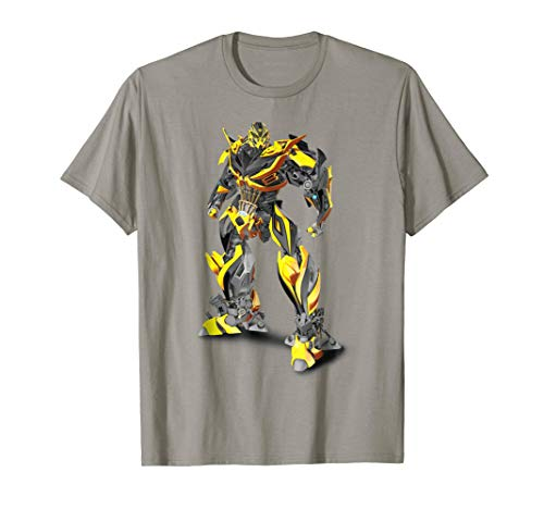 Transformers Bumblebee Power Stance Graphic T-Shirt