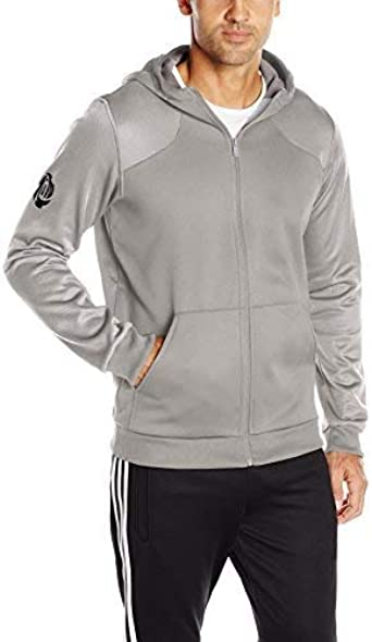 compensar cliente luto  Amazon.com: adidas Men's Rose 773 Full Zip Hoody, X-Large, Black ...