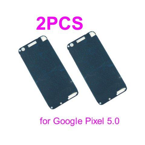 PHONSUN Pre-Cut Frame Adhesive for Google Pixel 5.0 Pack of 2